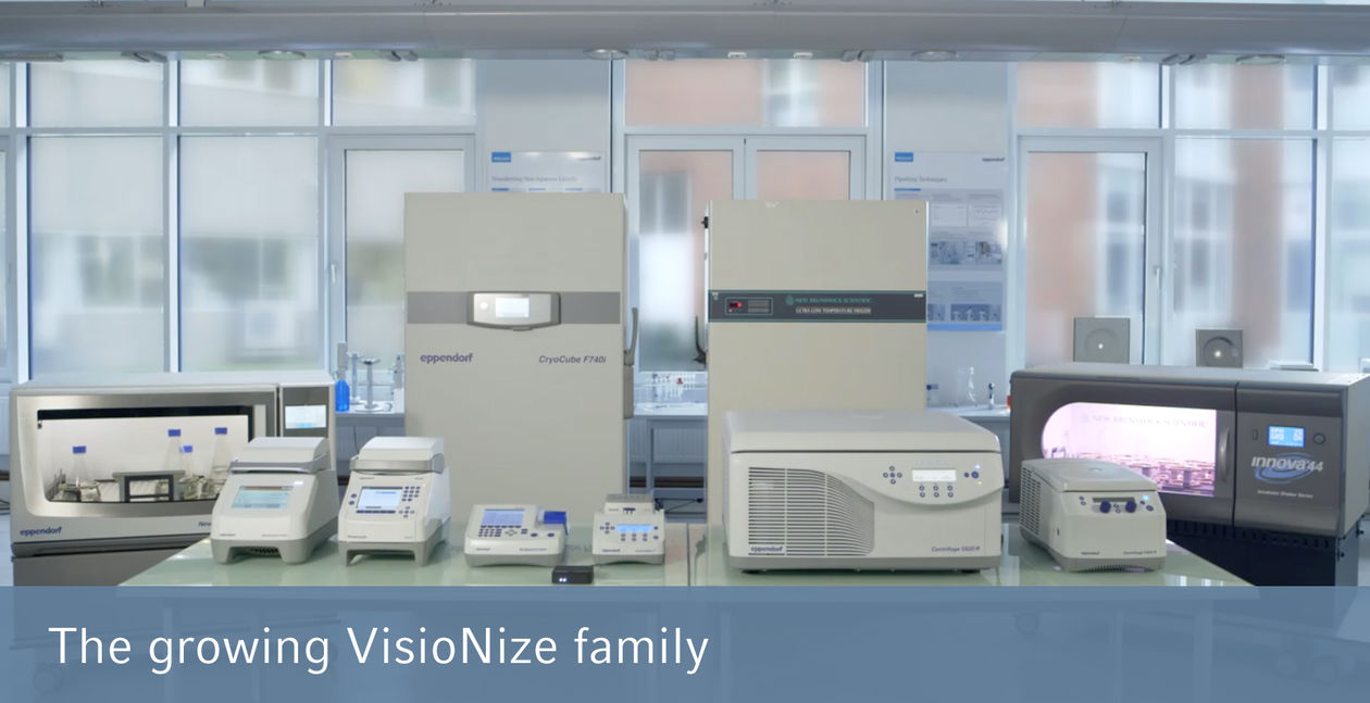 The growing VisioNize family - Welcome to VisioNize