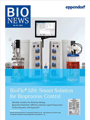 Eppendorf BioNews No. 43 out now