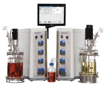 Image – BioFlo 320 mirror set up cell culture and fermentation