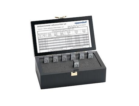Eppendorf BioSpectrometer® Reference Filter Sets