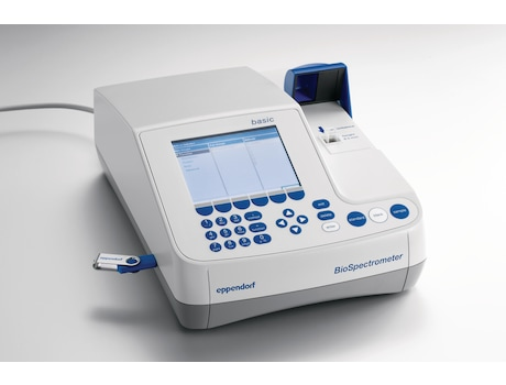Image – BioSpectrometer basic with USB-stick