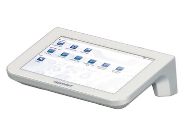 Touchscreen control for automated systems
