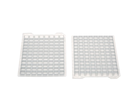 Sealing options for Sample Preparation and Storage
