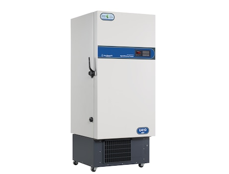 Eppendorf ULT freezer HEF U410 for -80°C sample storage