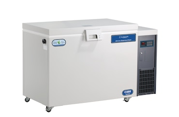 Eppendorf Innova C585 chest ULT freezer for longterm storage of samples