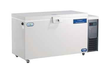 Eppendorf Innova C760 chest ULT freezer for longterm storage of samples