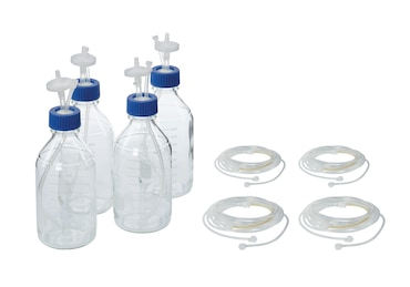 Image – DASGIP Feed Line Set CFLEX 4 tubes incl reservoir bottles 1