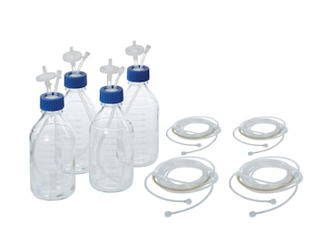 Image – DASGIP Feed Line Set CFLEX 4 tubes incl reservoir bottles 2