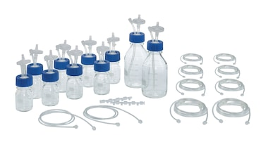 Image – DASbox Feed Line Set CFLEX for MP8, reservoir bottles 1