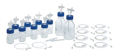 Image – DASbox Feed Line Set PTFE for MP8, reservoir bottles