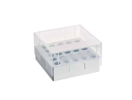 Eppendorf Storage Box for 5.0 mL vessels with screw cap for ULT frezeers