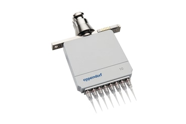 Highly precise 8-channel dispensing tool for up to 10 µL for epMotion liquid handler
