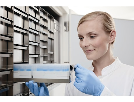 Racks für Ultratiefkühlgeräte