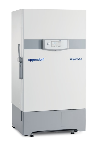 Eppendorf ULT freezer CryoCube_F740hi for storage of samples at -80°C