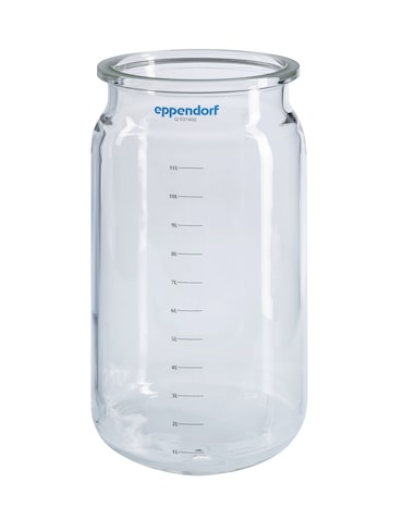 Image – Replacement Glass Vessel  heat-blanketed, 10L, M1273-9918