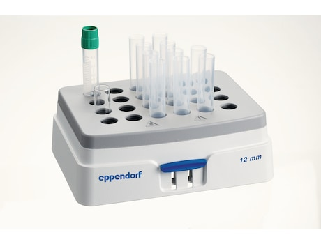 Image – Eppendorf SmartBlock for 24 x 12 mm vessels