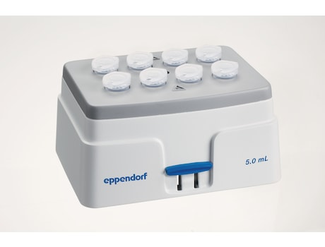Image – Eppendorf SmartBlock for 8 x 5.0 mL vessels