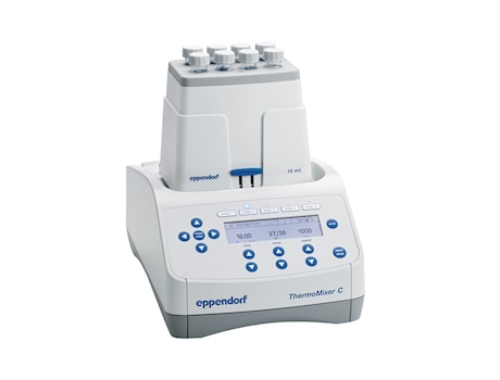 Eppendorf ThermoMixer_C with SmartBlock_15 mL_for sample heating and mixing