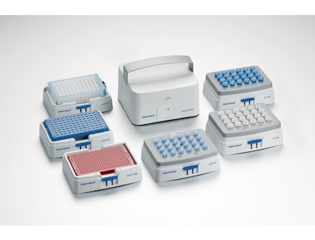 Image – Set of Eppendorf SmartBlocks with ThermoTop