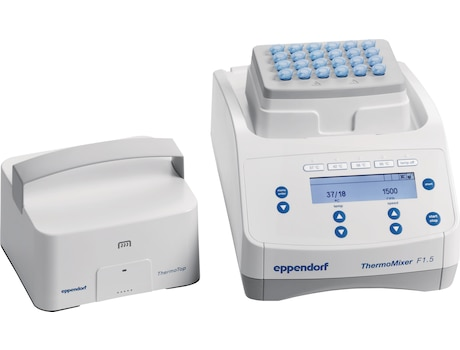 Eppendorf ThermoMixer_F1.5 with ThermoTop aside