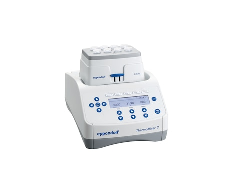 Image – Eppendorf ThermoMixer<sup>&reg;</sup>  C with SmartBlock 5 mL