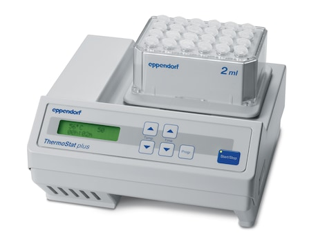Image – Eppendorf ThermoStat Comfort with ThermoBlock 2.0 mL