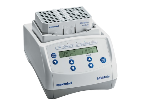 Image – Eppendorf MixMate with PCR 96 tubeholder