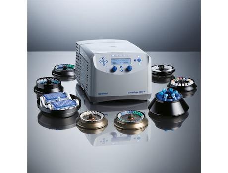 Image – Centrifuge 5430 R rotors