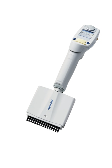 Image – Xplorer 16 channel pipette, 100µL Xplorer 16 channel pipette - 100µL