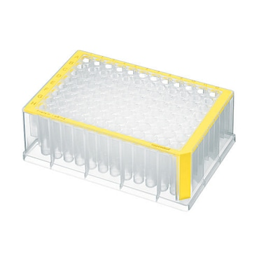 Image – Deepwell plate 96x1000 yellow