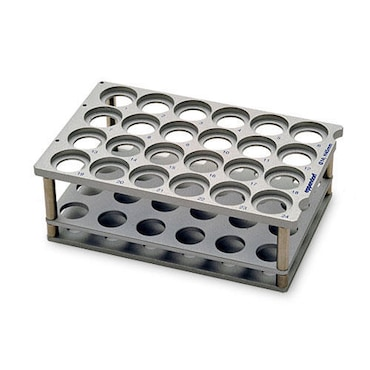 Image – Rack for 24 tubes 14mmx60mm