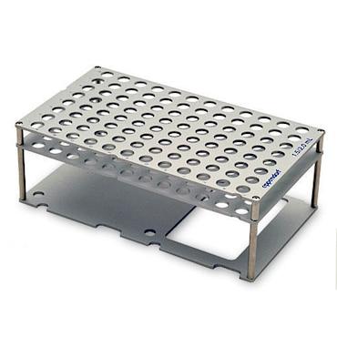 Image – Rack for 96 screw cap tubes 1,5/2,0ml