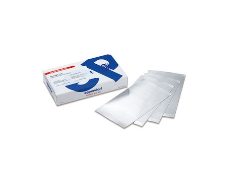 Eppendorf Storage Foil, self-adhesive, PCR clean, 100 pcs.