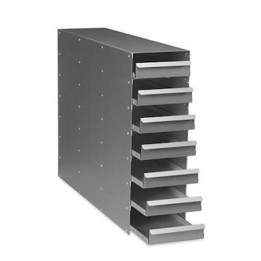 Image – Aluminum rack: 53 mm (2 in) drawer for Innova freezers