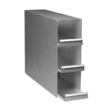 Image – Aluminum rack: 102 mm (4 in) drawer for Innova freezers