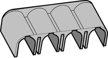 Image – 3122612006, Research plus, locking clip