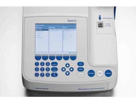 Image – BioSpectrometer basic front