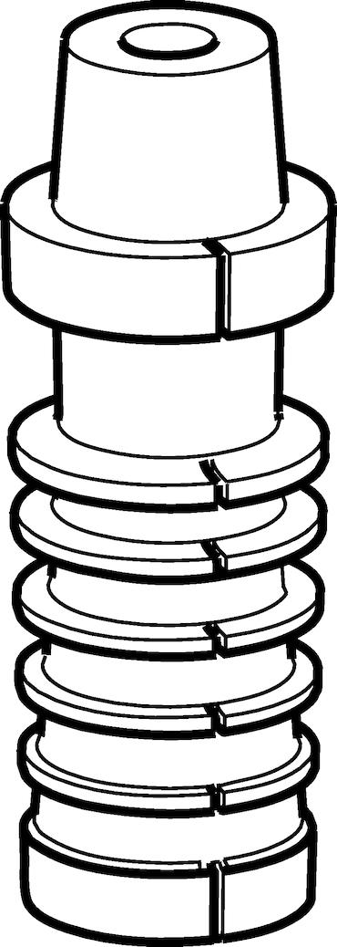 Image – 4420801004, Easypet 3, adapter