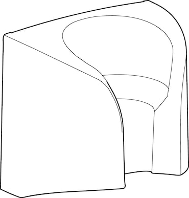 Image – 4430604002, Easypet 3, wall mount