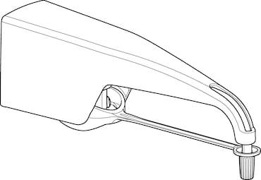 Image – 4966608000/4966609007, Varispenser 2, Discharge tube