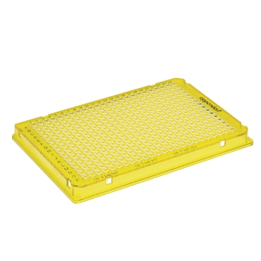 Image – twin.tec PCR Plate yellow 384