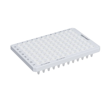 Image – twin.tec PCR Plate white 96 semi-skirted