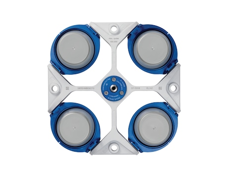 Image – Rotor S-4xUniversal top view