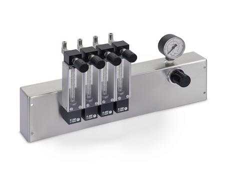 DASGIP® WRM转子流量计通气模块