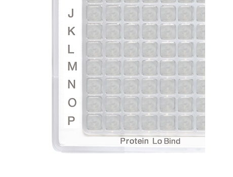Image – Protein LoBind Plate detail