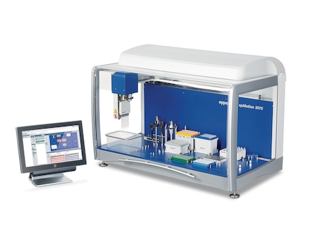 Soluzione epMotion® 5075t NGS