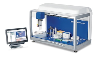 epMotion 5075tc offers ideal temperature stability during liquid handling