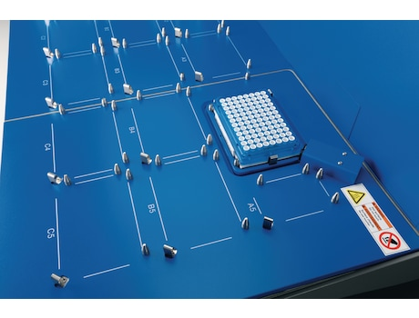 An integrated on deck thermal module enables incubation steps on liquid handling robots