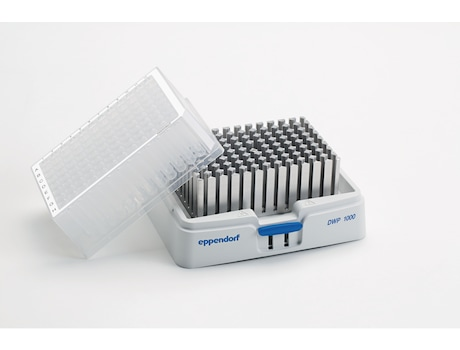 Eppendorf SmartBlock DWP 1000 with DWP at bench