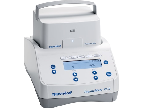 Eppendorf ThermoMixer_F0.5 with_ThermoTop